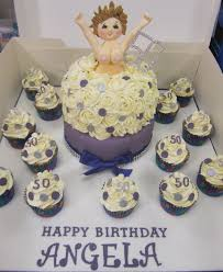 50 birthday cake 50th birthday cake 50th birthday cake woman cupcakes