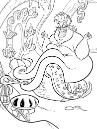 the little mermaid coloring pages printable eson me