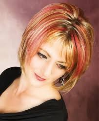 hairstyles for short highlighted blond hair short hairstyles and cuts short blonde hair with red highlights