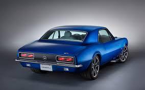 1967 chevy camaro 1967 chevrolet camaro wheels concept other customs debut at sema