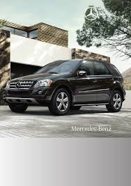 mercedes benz automobile 2011 ml350 bluetec suv user guide