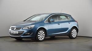 vauxhall astra automatic used vauxhall astra 2 0 cdti 16v elite 5dr auto blue fp64hsv