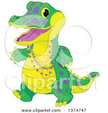 mardi gras alligator royalty free stock illustrations of mardi gras by pushkin page 1