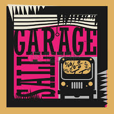 amazing garage sale poster template royalty free cliparts vectors