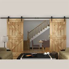 Closet Door Hardware Barn Door Rails Quiet Glide Rolling Ladder Barn Sliding Door