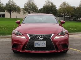 2014 Lexus Is350 F Sport Rwd Photo Gallery Cars Photos Test