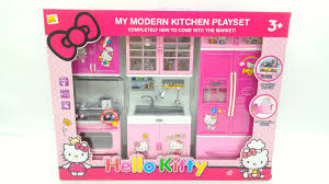 modern kitchen toy hello kitty modern kitchen set modern kitchen design ideas