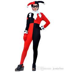 Anime Halloween Costumes Dark Knight Clown Cosplay Customes Suits Fashion Christmas