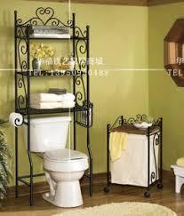 Wrought Iron Bathroom Shelves Buy Bathroom Wrought Iron Toilet Frame Multi Layer Bathroom Shelf