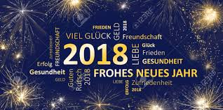 new year s greeting cards new year s greetings card 2018 happy new year and happy