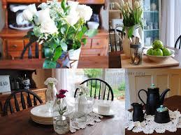 some kitchen table centerpieces ideas