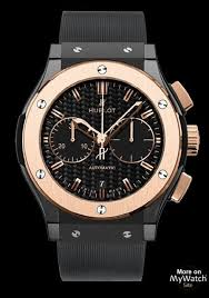 hublot ceramic bracelet images Watch hublot classic fusion chronographe classic fusion 521 co jpg