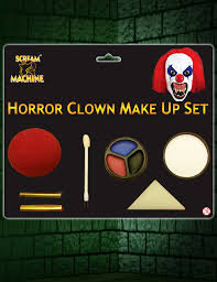 spirit halloween fake blood halloween makeup face paint sets kit fake blood devil witch zombie