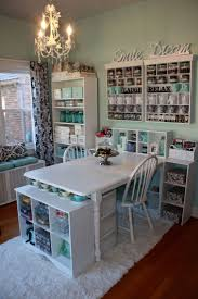 Craft Rooms Pinterest by Love The Color Sewing Spaces Organisation And Tools