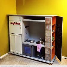 entertainment center to play kitchen set transformation rachel entertainment center to play kitchen set transformation rachel kemble photography