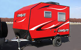 Living On One Dollar Trailer by Ultralights Smaller Trailers For Smaller Tow Vehicles Truck Trend