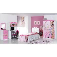 chambre fille et blanc chambre fille complète 3 pièces lit bureau armoire 3 portes
