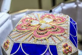 world s most expensive earrings world s most expensive jewelry box goes on sale in qatar