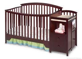Espresso Baby Crib by Sonoma Crib N Changer Delta Children U0027s Products