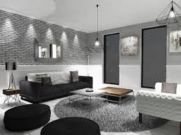black white and purple living room house design ideas 6 perfectly minimalistic black and white interiors room