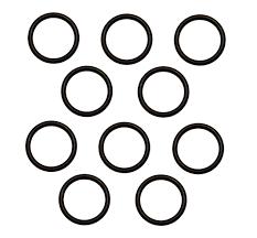 pack of 10 o ring intake manifold tube pipe carb seal briggs and