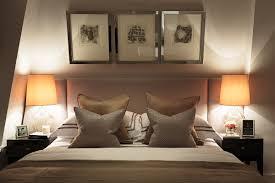 rwid warm grey bedroom headboard design decorative cushions