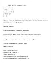 pharmacy technician resume 10 pharmacy technician resume templates pdf doc free premium