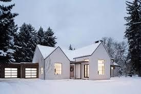 private house hillsden in scandinavian style in salt lake city