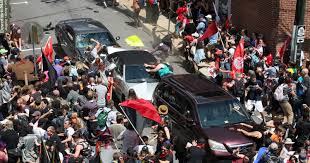 Ohio State Car Flags 1 Dead As Car Hits Crowd After A U0027unite The Right U0027 Rally In