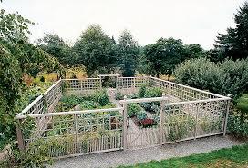 vegetable garden designs sunset