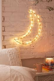 geo moon light sculpture urban outfitters
