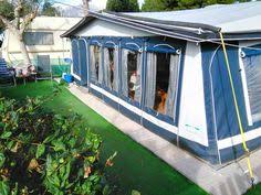Awnings For Caravan Hobby Caravan With Levooz Awning For Sale Camping Villamar