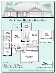 open floor plan homes for sale welcome to the vilano beach 2 438 square feet of space in this 4