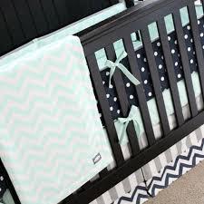 Navy Nursery Bedding Woodlands Nursery Bedding Orange And Navy Deer Crib Bedding Set