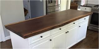 kitchen island tops counter tops islands tree purposed detroit michigan live