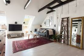 attic mini apartment scandinavian style woont love your home