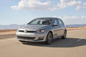 2015 volkswagen golf tdi first test motor trend