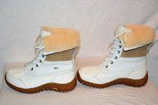 ugg adirondack boot ii 1906 s boots ugg australia boot ii adirondack white waterproof fabric