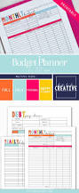 Weekly Expenses Spreadsheet Top 25 Best Budget Planner Ideas On Pinterest Monthly Budget