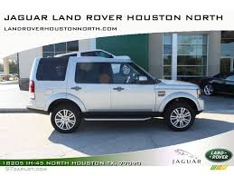 land rover lr4 silver 2010 zermatt silver metallic land rover lr4 hse lux 56564132