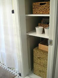 bathroom closet ideas bathroom closet ideas take the door your bathroom linen closet