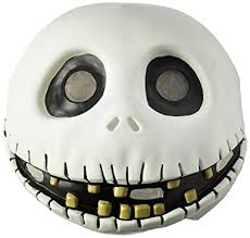 skellington mask disguise men s the nightmare before christmas