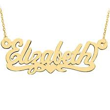 The Name Necklace 20 Best Name Necklace Images On Pinterest Name Necklace Names