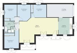 plan maison gratuit 4 chambres plan maison gratuit plan maison