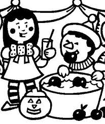 free halloween coloring pages kids