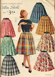what should i wear to my 50th high school reunion fashion through the decades had a skirt in jr high just like it