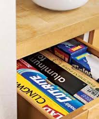 kitchen drawer organizing ideas 24 smart organizing ideas for your kitchen real simple