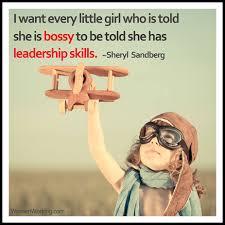 Leadership Meme - trophywife bossy does not equal leadership skills