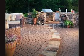 San Diego Kitchen Design San Diego Pavers Outdoor Living Spaces Gallery By Western Pavers