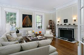 Living Room Wainscoting Living Room Wainscoting Ideas Living Room Transitional With Wall